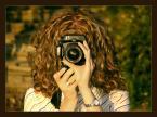 """rojo """"cyklopka"""" (2003-09-17 10:53:23) komentarzy: 35, ostatni: Super! Stoję i biję brawo!! Bardzo mi się podoba - zwłaszcza włosy okalające aparat :D"""