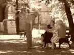 """ania wiech """"debata"""" (2004-09-30 10:07:55) komentarzy: 7, ostatni: średnio, ciężkie światło w tle dla takich fotek"""