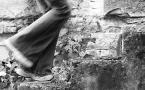"""borQT """"schody życia"""" (2004-10-06 15:56:12) komentarzy: 3, ostatni: sic itur ad astra :) Ta poruszona stopa jest super - nadaje dynamikę zdjęciu."""