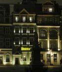 """BJZ """"Kamieniczki Starego rynku"""" (2005-03-27 17:31:49) komentarzy: 18, ostatni: robisz bardzo ładne zdjęcia nocą, mmm ;-)"""