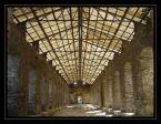 """Anavera """"Galeria w ruinach Zamku Krzyżtopór w Ujeździe."""" (2005-08-29 09:45:06) komentarzy: 17, ostatni: nieze , ładna geometria ++ +"""