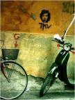 """eclecte """"uliczny rebus"""" (2005-11-05 15:32:11) komentarzy: 19, ostatni: głowa na ścianie wygląda jak głowa Becka :D Zdjecie super"""