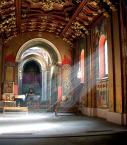 """Fantomas """"Lwow - Katedra Ormianska"""" (2005-11-09 18:47:25) komentarzy: 328, ostatni: Przepraszam, ale oporocz tego ze dosc klimatyczne, to zalatuje kiczem... Te promienie... Sztuczne strasznie. I jakosc siadła."""