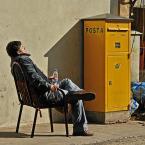 """sandiego """"skrzynka pocztowa w pakiecie z obstawą"""" (2006-03-15 17:25:09) komentarzy: 29, ostatni: z cyklu """"czekam na list' ..... tak"""