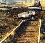 """Janusz Z Sawicki """"Ostatni transport"""" (2006-10-03 15:19:53) komentarzy: 20, ostatni: i nawet stary jelcz się załapał :)"""
