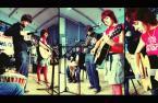 """spongy """".oooh."""" (2006-10-18 20:40:54) komentarzy: 15, ostatni: co to za kapela? gdzie te zdjecia robilas?"""