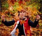 """MonikaMM """"Jesien"""" (2006-10-21 19:13:34) komentarzy: 21, ostatni: ładny portret Jesieni"""