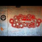 """Mopar """"Oh Lord, won't you buy me..."""" (2006-11-28 14:59:30) komentarzy: 9, ostatni: lubię tą fotę, bo mural fajny"""