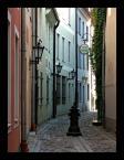 """Foto-Ben """"Wąska uliczka w Rydze"""" (2007-02-17 10:20:54) komentarzy: 10, ostatni: ale tutaj przyjemnie"""