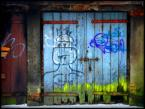 """Wołodytjowski """"Niebieska brama"""" (2007-02-19 01:26:32) komentarzy: 27, ostatni: fajne, ale przyciąłbym lewą stronę"""