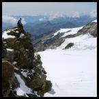 """gobo32 """"cisza II"""" (2007-03-22 20:10:15) komentarzy: 26, ostatni: pieknie oddany klimat gór, świetny kadr. Ja się nie wspinam, bo mam lęk wysokości ;)"""