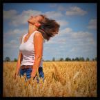 """foto:amator """"fotografia zbożowa"""" (2007-07-12 15:49:29) komentarzy: 8, ostatni: fajna kolorystyka. bardzo wesołe zdjęcie"""