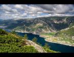 """Blackone """"Norwegia - Austfjorden"""" (2007-07-19 22:38:50) komentarzy: 34, ostatni: i co najważniesze ślady cywilizacji małe domki,...tłumu brak, żadnych trwamwajów, autobusów zgiełku miasta"""