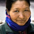 """slavcic """"Tybetanka"""" (2007-10-08 11:07:28) komentarzy: 9, ostatni: ładny portret. bardzo mądra twarz. piękne, """"przenikające"""" oczy. przypomina mi koleżankę Kingę Freespirit Choszcz, trochę."""