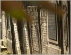 """Zbigniew Fidos """"cmentarz żydowski w Łodzi /4/"""" (2007-10-19 12:53:11) komentarzy: 34, ostatni: Lubię takie zdjęcia, miejsca..."""