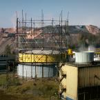 """PawełP """"ot industrial"""" (2006-07-31 09:17:03) komentarzy: 14, ostatni: hercus: nikogo nie pytałem o zgodę, przy okazji poboru prób z wieży gaśniczej nielegalnie cyknąłem."""