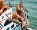"""Zeberka155 """"Marynarze z Georgii"""" (2006-08-03 22:15:00) komentarzy: 5, ostatni: spoko fotka..."""