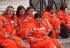 """Slawekol """"Wolontariuszki"""" (2007-12-11 11:27:35) komentarzy: 9, ostatni: dziewczyny wygladaja jak z NASA :))"""