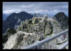 """andrzej.s """"TATRY SŁOWACKIE"""" (2007-12-16 21:17:07) komentarzy: 5, ostatni: Ta góra po polsku nazywa się Łomnica"""
