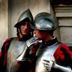"""Petrikauer """"Do króćset...!"""" (2008-01-02 19:40:53) komentarzy: 4, ostatni: Jaro - zdjęcie zostało zrobione w Piotrkowie Trybunalskim na inscenizacji przedstawiającej ostatni sejm w tym mieście (1567 rok). W mojej ocenie nie dbano ze szczególnym fanatyzmem o wszystkie detale. ;)"""