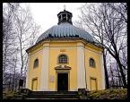 """Andres42 """"Kapliczka św. Jerzego w Lądku - Zdroju"""" (2008-01-20 11:10:25) komentarzy: 1, ostatni: kadr dobry, ale pogoda nie ta..."""