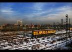 """Karczewski """"W drodze do domu - dworcowy krajobraz!"""" (2008-02-10 13:21:51) komentarzy: 40, ostatni: Jest coś w tym zdjęciu , co zasługuje na uznanie"""