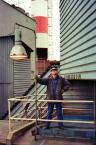 """PawełP """"Autoportret w pracy"""" (2008-02-25 17:07:56) komentarzy: 19, ostatni: MalyKub: umówmy się, że to industrialny pastorał :)"""