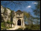 """Wojtek K. """"Brama do zamku w Ojcowie , do ruin zamku."""" (2008-02-27 19:38:44) komentarzy: 17, ostatni: fajny kadr"""