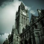 """GosiaM """"Manchester Town Hall"""" (2008-04-19 21:40:19) komentarzy: 14, ostatni: jest coś uspokajającego w tym zdjęciu..."""