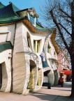 """baha7 """"krzywy domek"""" (2008-05-05 20:00:46) komentarzy: 17, ostatni: ten domek stanowi dla mnie nieustajaca inspiracje :)"""