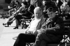 """Marcin Pytlarczyk """"Starsi Panowie dwaj."""" (2008-05-20 11:19:26) komentarzy: 3, ostatni: ale panów spojrzenie fajnie chwycone być jest :0)"""