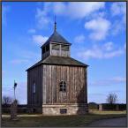 """Andres42 """"Dzwonnica obok kościoła w Ciborach Kołaczkach"""" (2008-06-17 06:48:39) komentarzy: 6, ostatni: OK"""