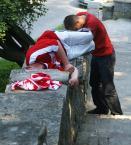 """asiasido """"wielka przegrana"""" (2008-06-17 11:35:06) komentarzy: 77, ostatni: kurcze ja też tak w sobotę spałem, ale tylko z 15 minut i poszedłem do domu :)"""