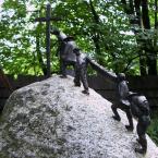 """Dicky """"rzeźba nagrobna"""" (2008-06-18 21:53:31) komentarzy: 8, ostatni: mam kilka tej samej rzeźby, nie jest łatwa do dobrego sfotografowania, ale trzeba próbować :)"""