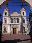"""Andres42 """"Kościół parafialny pw. św. Jana Chrzciciela w Wysokiem Mazowieckiem, widok od frontu"""" (2008-06-24 06:33:21) komentarzy: 3, ostatni: darles =>wiśta wio, łatwo powiedzieć."""