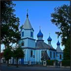 """Andres42 """"Cerkiew św. Michała (Michajłowska) w Bielsku Podlaskim"""" (2008-08-28 06:59:44) komentarzy: 17, ostatni: i myslę czy to my malujemy niebo czy ono maluje nas ...."""