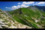 """Kubuś Puchatek """"... Tatry Zachodnie ..."""" (2008-08-03 20:07:10) komentarzy: 12, ostatni: Jak się patrzy na to zdjęcie to tak jakby się tam w tym momencie było. takie rzeczywiste jest:)"""