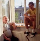 """Slawekol """"Lato w szpitalu - 8"""" (2008-08-16 18:02:48) komentarzy: 35, ostatni: Autor do ulubionych. Za prawde przezycia, czulosc, glebie i milosc do ludzi. [Pawel Lopatka]"""