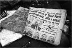 """Domel196 """"Wybory ..."""" (2008-10-31 09:31:41) komentarzy: 7, ostatni: Świetne, na jednej z ostatnich wypraw miałem okazje poczytać gazetę z 1979 roku. Taka jakby podróż w przeszłość ;]"""