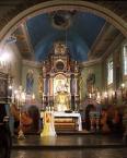 """BogusławSiemek """""""" (2008-11-04 20:03:44) komentarzy: 4, ostatni: Mały drewniany kościółek w Lachowicach.18 wiek."""