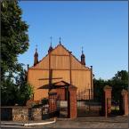 """Andres42 """"Kościół pw. św. Doroty Męczenniczki w Domanowie"""" (2008-11-07 07:01:50) komentarzy: 1, ostatni: dobre.. podoba.."""