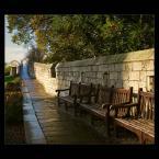 """Mieszko Pierwszy """"Great Wall ;)"""" (2008-11-22 14:44:49) komentarzy: 9, ostatni: urokliwe miejsce, zastanawaim sie nad cieciem ławki, dlaczego  nie cala?"""