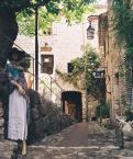 """baha7 """"uliczka w Esse"""" (2009-01-13 19:45:38) komentarzy: 2, ostatni: Esso położone na wys.ok.460m niedaleko Nicei,,ma piękne widoki na Lazurowe Wybrzeże"""