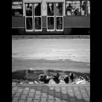 """JarekZ-68 """"... tramwajowe czekanie ..."""" (2009-02-13 19:19:41) komentarzy: 36, ostatni: symboliczne społeczności... i kto ma lepiej?"""