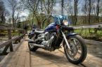 """mrscruffik """"Honda Shadow...."""" (2009-05-04 15:05:09) komentarzy: 7, ostatni: fajny motór"""