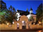 """Andres42 """"Biała Podlaska, kościół pw. św. Anny z 1572 r., dawny zbór ariański"""" (2009-05-10 08:56:30) komentarzy: 2, ostatni: przyjemna kolorystyka zdjęcia"""