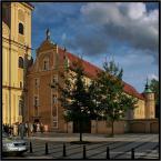 """Andres42 """"Klasztor OO.Franciszkanów w Kłodzku"""" (2009-06-02 06:34:28) komentarzy: 5, ostatni: w starym otoczeniu droga nowa"""
