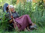 """lelo999 """"w moim ogrodzie...."""" (2009-06-22 20:34:32) komentarzy: 10, ostatni: brak słów....pięknie ukazujesz starych ludzi"""