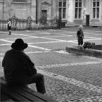 "Kaj_tom ""scena uliczna IV"" (2009-06-22 20:39:26) komentarzy: 5, ostatni: Wracam ...scena , jak z bajki ;)"