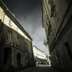 """DELF """"uliczka"""" (2009-07-18 20:09:38) komentarzy: 9, ostatni: leca, bo pewnie tak byc mialo! :)"""